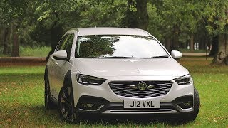 Download 2018 Vauxhall Insignia Country Tourer - capably comfortable? | First Drive Video