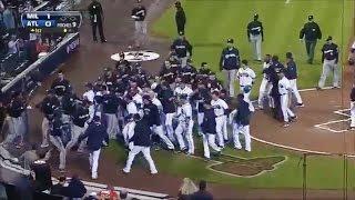 Download MLB Best Fights (HD) Video