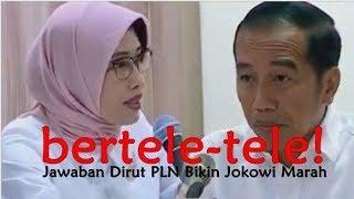 Download Bertele-tele, Jokowi Semprot Dirut PLN Lalu Pergi Video