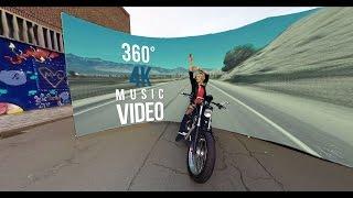 Download Noa Neal 'Graffiti' 4K 360° Music Video Clip Video