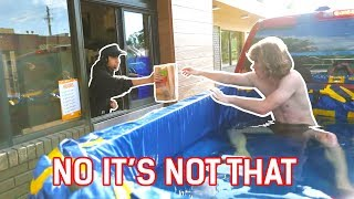 Download Hot Tub Drive Thru Prank! Video