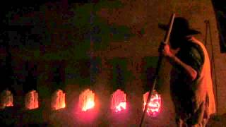 Download Firing the Bricks at Colonial Williamsburg 11-20-14 Video