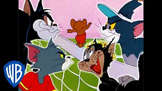 Download Tom & Jerry | Tom vs. Butch! | Classic Cartoon Compilation | WB Kids Video