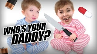 Download Who's Your DADDY! Cybernova VS iHasCupquake Video