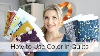 Download 5 Tips for Using Color and Prints in your Quilting Video