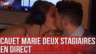 Download Cauet marie deux stagiaires en direct - C'Cauet sur NRJ Video