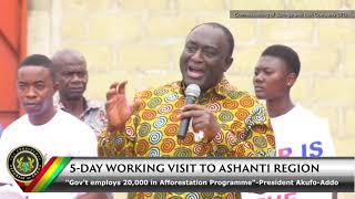 Download Day 4: 5-Day Ashanti Regional Tour Video