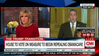 Download CNN: Rep. Tim Ryan Talking About Saving the ACA 1.13.17 Video