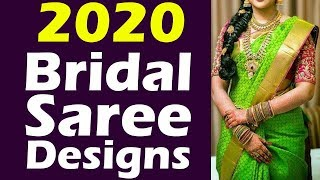 Download Gorgeous 20 South Indian Bridal Saree Designs | 2019 Mind blowing Wedding Sarees Collection Video