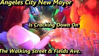 Download ANGELES CITY NEW MAYOR IS CRACK DOWN ON WALKING STREET & FIELDS AVE. Video