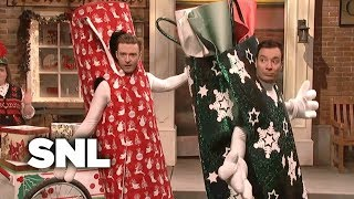 Download Wrappinville Cold Open - Saturday Night Live Video