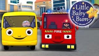 Download Wheels On The Bus | Part 11 | Nursery Rhymes | By LittleBabyBum!! Video