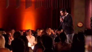 Download Deon Cole - doing some stand-up comedy Video
