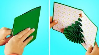 Download 34 DIY HOLIDAY CARDS FOR YOUR LOVED ONES Video