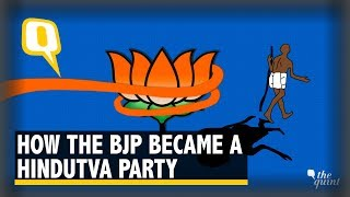 Download Tracing The Evolution of the BJP From Gandhian Socialism to Aggressive Hindutva Video