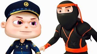 Download Zool Babies Series - Ninja Thief Episode (Single) | Cartoon Animation For Children | Kids Shows Video