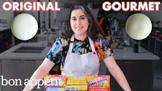 Download Pastry Chef Attempts to Make Gourmet Mentos | Gourmet Makes | Bon Appétit Video