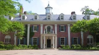 Download Childhood Home of Jacqueline Kennedy Onassis in McLean, Virginia Video
