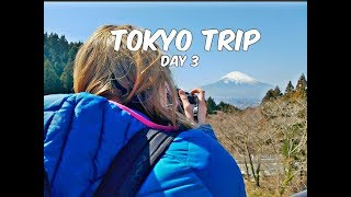 Download DAY THREE IN TOKYO, JAPAN! Going on a MT. FUJI TOUR and riding a BULLET TRAIN! Video