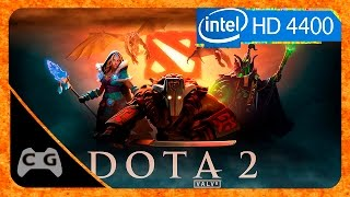 Download Dota 2 Gameplay Intel HD Graphics Roda no Máximo ? #111 Video