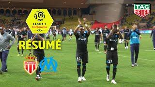 Download AS Monaco - Olympique de Marseille ( 2-3 ) - Résumé - (ASM - OM) / 2018-19 Video