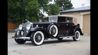 Download 1931 Cadi V16 engine and history details Video