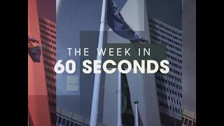 Download UNODC 60 second weekly wrap-up video - 08/11/2019 Video
