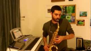 Download Justin Timberlake - Suit & Tie ft. JAY Z (COVER) Sax Loop Video