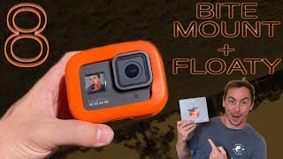 Download GoPro HERO 8 - Bite Mount & Floaty 2019 - Unboxing & POV Flips Freerunning and Tumbling Video