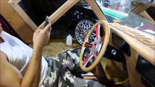 Download Chop Top Monte Carlo With Reverse Lambo Doors On 26″ Forgis Video