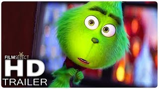 Download THE GRINCH Trailer 2 (2018) Video