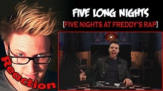 Download Five Nights at Freddy's Rap - ″Five Long Nights″ REACTION!   SWAG!   Video