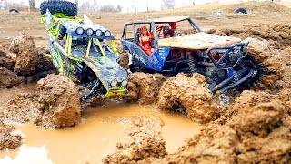 Download RC MUD Trucks 4x4 Trail — Axial Wraith VS WLtoys 10428 — RC Extreme Pictures Video