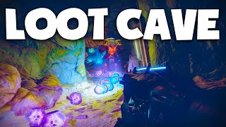 Download The New Loot Cave of Destiny 2 - Farm Forsaken Legendaries, Cores, Mods, and Exotics Video