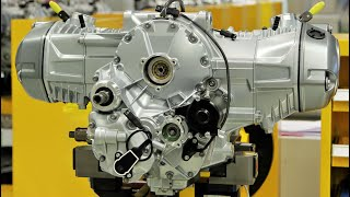 Download BMW R 1200 GS Boxer Engine Production Video