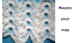 Download punto ondas a crochet Video