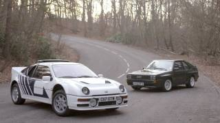 Download Group B Worship: Ford RS200 and Audi Sport Quattro - /CHRIS HARRIS ON CARS Video
