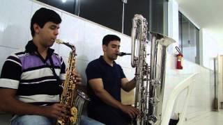 Download Sax Alto & Sax Baixo Video