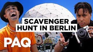 Download We Unlocked Berlin's Secrets... SCAVENGER HUNT CHALLENGE (ft. HUGO) | PAQ EP#38 Video