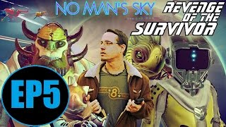 Download No Man's Sky ★ SURVIVAL EP5 ★ DEATH SPACE & SEARCHING FOR HOME! Video