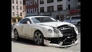Download Luxury Car Crashes and Fails (Mercedes/Audi/Bentley/Rolls Royce) Video