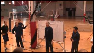 Download USA Men's National Volleyball Team Before Practice Overview Video
