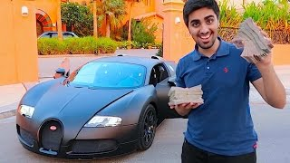 Download Paying CASH for a New Bugatti !!! Video