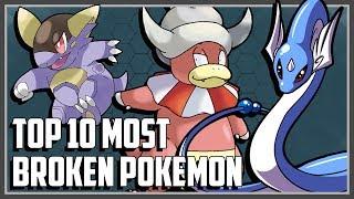 Download Top 10 Most BROKEN Pokemon! Video