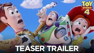 Download Toy Story 4 | Official Teaser Trailer Video
