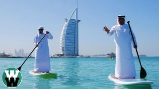 Download 10 Outrageous Things You'll Only See In Dubai Video