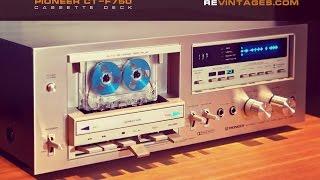 Download Cassette Deck Pioneer CT F750 Demo Video
