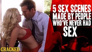 Download 5 Sex Scenes Made By People Who've Never Had Sex Video
