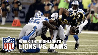 Download Lions vs. Rams | Week 14 Highlights | NFL Video