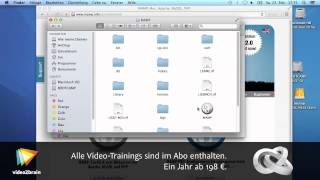 Download Joomla! 3 Tutorial: Testumgebung mit MAMP unter Mac OS X aufsetzen |video2brain Video